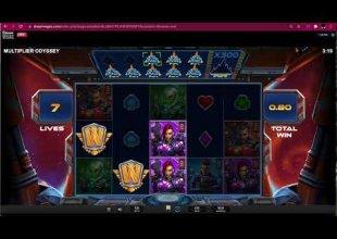 Toshi-Pyramyth-Multiplier Odyssey Slots