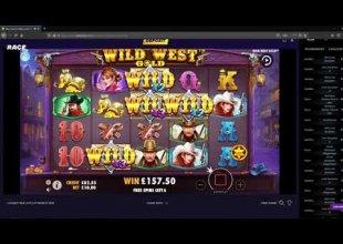 Wild west gold *TILT SPIN!