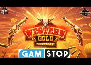 Western Gold MAX MEGAWAYS Free Spins