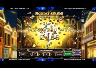 MEGA WIN - Holiday Seasons €1 Bet