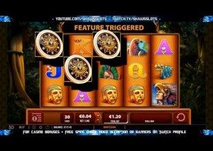 Montezuma - Big Win (25 Spins + 10x Retrigger)