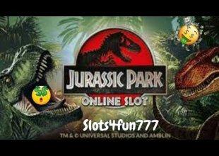Jurassic Park Nice win.