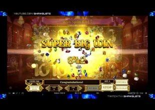 Royal Masquerade - Decent Win (1 Line)