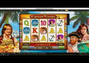 Captain venture big win £1 stake [feb 18]