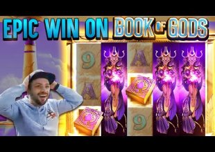 About last night`s Stream ! Book of Gods