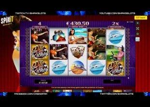 Life Of Riches - MEGA WIN (90c Bet)