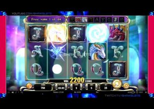 Rise Of Merlin - Mega Win
