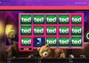 Ted - Best '20p Stake' Non-Bonus Win In a While.