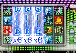 3 6x Multiplier base game on danger !