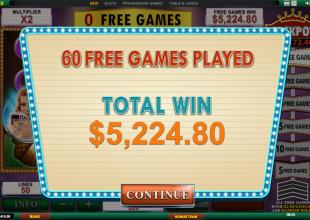 Streak of Luck $20 Feature - 260x