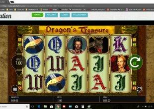 Dragons Treasure and Magic Mirror Win :)