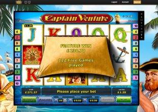 Captain Venture nice hit! 769x
