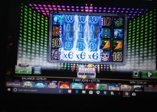 Triple 6's £0.60 Spin 410x