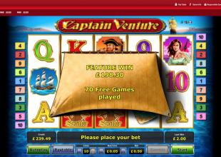 396x Captain Venture