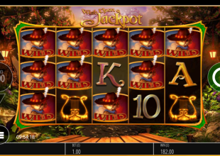 Wish Upon a Jackpot - 4 Features In About 15 Spins!