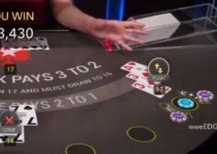 120$ Side Bet 3430$ Win