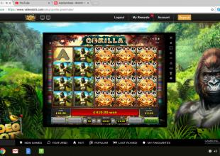 1 away from Jackpot screen high five !!