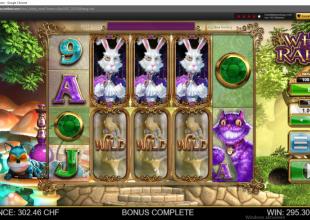 white rabbit 295x