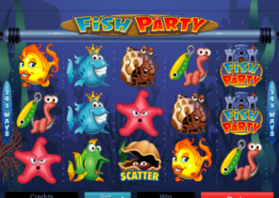 Huge win on Fish Party
