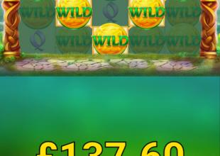 A little bit of irish fortune
