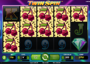 Twin Spin Cherry Fest