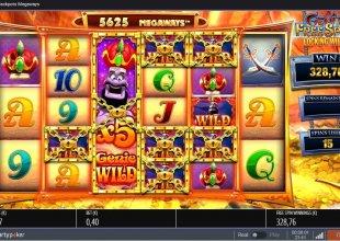 Genie Jackpots Megaways - 822x
