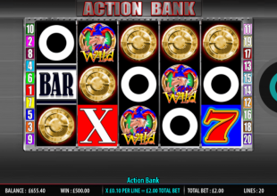 A big win on Action Bank!
