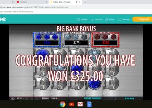 Action bank - the big bank bonus!