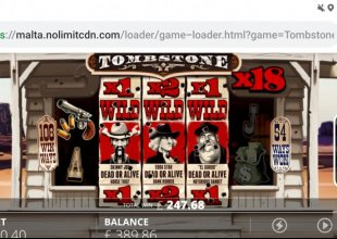 First time playing tombstone 619x