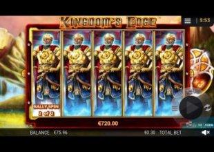 Kingdoms Edge Huge Hit on 30c