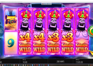 Genie! 792x!