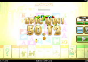 Monopoly Megaways - 250x