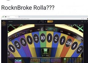 Because a real RocknRolla.....