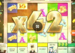 Monopoly 0.20 bet 42x multiplier récord?