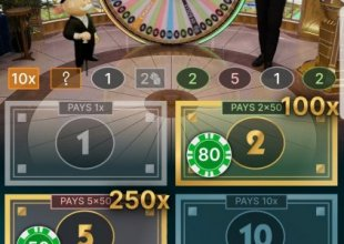 Monopoly Live... Chance + Chance =