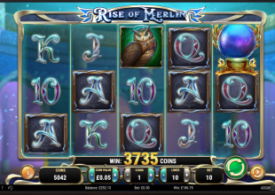 Rise of Merlin small stake win ...