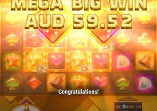 Nice little run of luck!