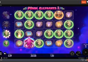 Pink Elephants 2 --tinkering on partypoker