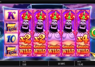Genie is a treasure on 60p