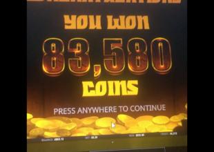 Aztec Gold hit.. 4000+
