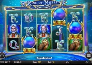 Magical Merlin!