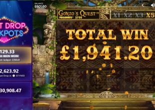 Gonzo Quest Megaways & Wild West Gold