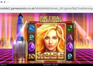 Spawny Final Countdown 6.800x