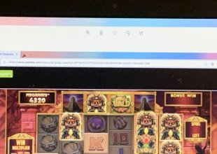 10 free spins to £3k+ Huge 3000x hit