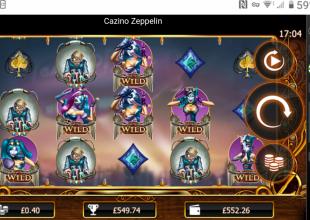 Low stakes Zepplin