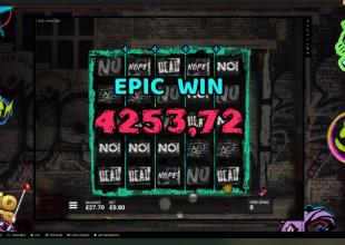 5000x+ Win on Chaos Crew!