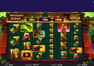 Aztec Gold Megaways - Base Game Hit