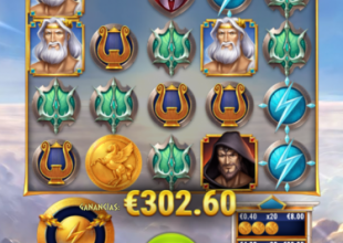 Rise of olympus. Great bonus. 755x