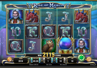 Rise of merlin revisited  £2 stake