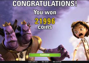 Two cute little wins